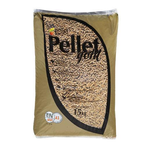 Obrazek Pellet drzewny Pellet Gold